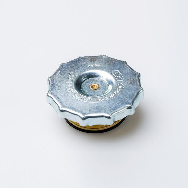 Kühlerdeckel Ø80mm