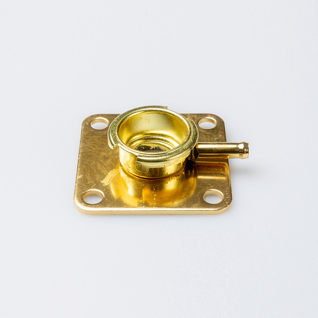 Renksockel Ø45mm auf Platte